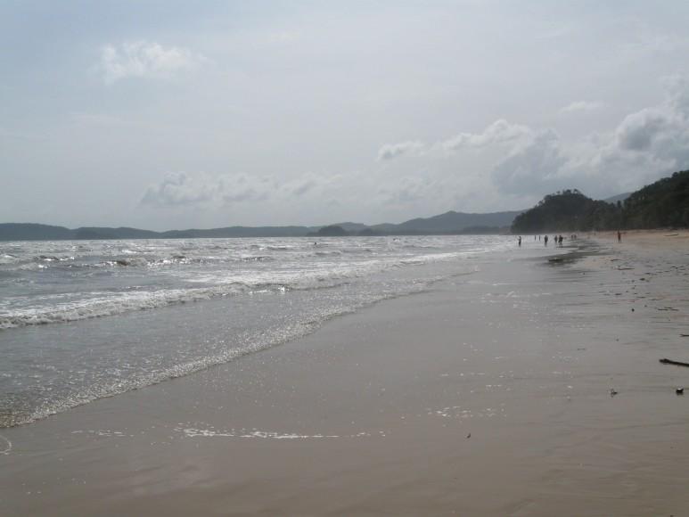 Ao Nnang Beach, Thailand