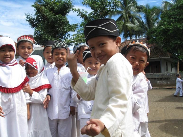Ninja Village Kids, Indonesia