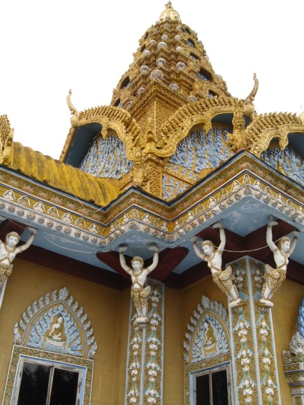 Temble, Cambodia