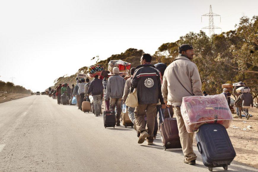 Carlos Spottorno Tunis 8 march 2011